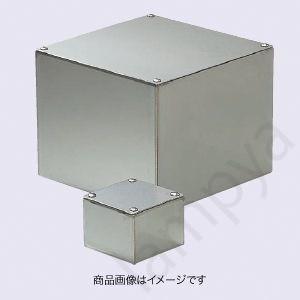 未来工業 ステンレス製プールボックス 平蓋 SUP-3025 300×300×250|lampya