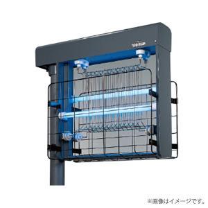 東芝ライテック(TOSHIBA)TEK-30221-SL17 100V  FL30X2 屋外用 電撃殺虫器【TEK30221SL17】|lampya