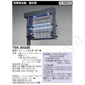 < 仕様 >  電圧:200V  形名:TEK-30225-SL27 希望小売価格:オープン 品名:...