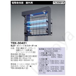 < 仕様 >  電圧:200V  形名:TEK-30421-SL27 希望小売価格:オープン 品名:...