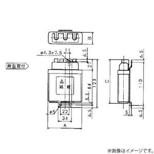 低圧進相コンデンサ ZA100T(ZA-100T)パナソニック|lampya