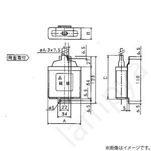 低圧進相コンデンサ ZA10L(ZA-10L)パナソニック|lampya