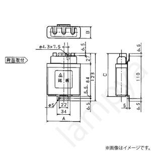低圧進相コンデンサ ZA10T(ZA-10T)パナソニック|lampya