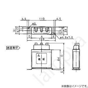 低圧進相コンデンサ ZA10T(ZA-10T)パナソニック|lampya|03