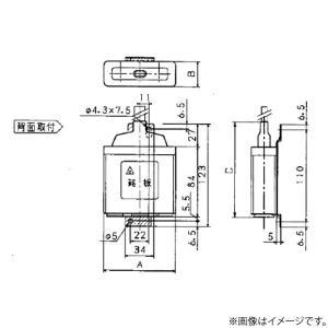 低圧進相コンデンサ ZA50L(ZA-50L)パナソニック|lampya