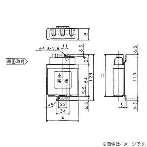 低圧進相コンデンサ ZA50T(ZA-50T)パナソニック|lampya