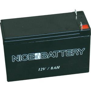 12V08AHバッテリー|lamses