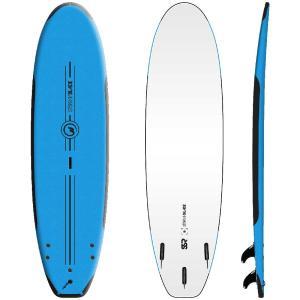 サーフボード ソフトボード STORM BLADE 8ft SSR SURFBOARDS|lanai-makai