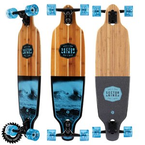 スケートボード SK8 SECTER9 BAMBOO-SERIES BICO SHOOTS コンプリート オリンピック 初心者 メンズ レディース lanai-makai