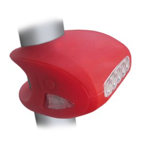 自転車 ライト CLEAN MOTION BRUTUS TAIL-LIGHT |lanai-makai