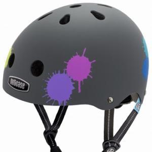 自転車 ジュニア ヘルメット NUTCASE LITTLE NUTTY Design:GOTCHA|lanai-makai