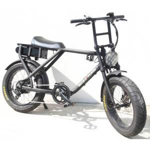 自転車 電動アシスト Eバイク 公道可 送料無料 東京 神奈川 埼玉 千葉 限定 変速付 ファットバイク 20インチ 通勤 通学 おすすめ ROCKA FLAME e-bike 01TB|lanai-makai