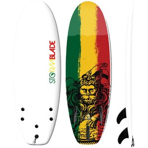 サーフボード ソフトボード STORM BLADE 4ft10 MINI SURFBOARDS LTD|lanai-makai
