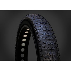自転車 タイヤ VEE RUBBER ファットタイヤVEE BULLDOZER 26×4.7 ワイヤービート   |lanai-makai