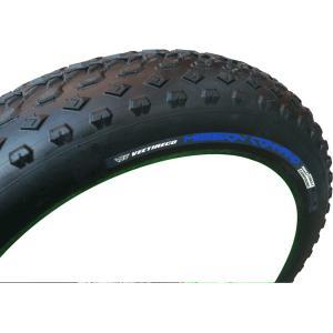 自転車 タイヤ VEE RUBBER ファットタイヤVEE MISSION COMMAND 24×4.0 ワイヤービート  |lanai-makai