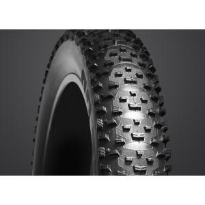 自転車 タイヤ VEE RUBBER ファットタイヤVEE SNOWSHOE 2XL 26×5.05 KEVLAR |lanai-makai