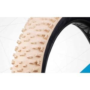 自転車 タイヤ VEE RUBBER ファットタイヤVEE SNOWSHOE 2XL 26×5.05 Pure-Slica |lanai-makai