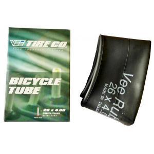 自転車 タイヤ チューブ VEE RUBBER ファットチューブVEE FAT TUBE 26×4.0 FV  |lanai-makai
