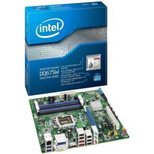 Intel(インテル) Boxed Intel Desktop Board Executive Series Micro-ATX form factor for 2nd Gen Intel Core Family Processors BOXDQ67SWB3 正規輸入品