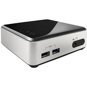 Intel(インテル) Intel NUC D34010WYK, Mini HDMI, Mini DisplayPort, USB 3.0, 4th Gen Intel Core i3-4010U, Consumer Infrared sensor 正規輸入品