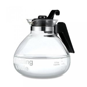 Medelco(メデルコ)のキッチンアイテム One All Wk112bl Stove Top Whistling Tea Kettle!!!!!!, 12 Cup 1 Ea 正規輸入品
