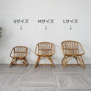 キッズチェア ラタンチェア 子供椅子 いす 籐 ラタン 家具 アジアン おしゃれ アンティーク調 木製 C155SME|landmark|07