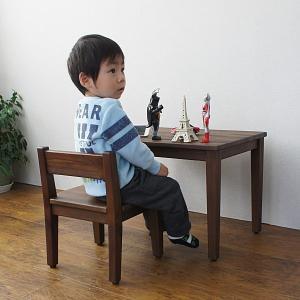 キッズチェア 子供用 椅子 チーク無垢 木製 おしゃれ ナチュラル C272KA|landmark|05