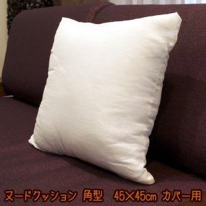 ヌードクッション 角型 45×45cm カバー用 アジアン エスニック CU045|landmark