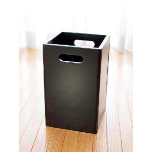 ゴミ箱 ダストボックス おしゃれ 木製 分別 アジアン モダン GK303SAT|landmark|04