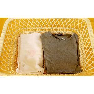 籐製 脱衣かご ラタン ランドリー バスケット 小物入れ 収納 ケース 和風 ナチュラル アジアン GK404|landmark|05