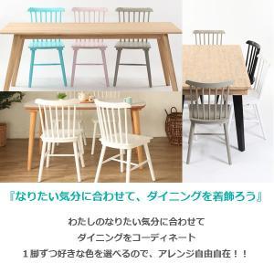 北欧家具 ダイニングチェアー  ウィンザーチェア 木製 おしゃれ 椅子 カフェ ナチュラル zago ザーゴ OSLO L-C300|landmark|05