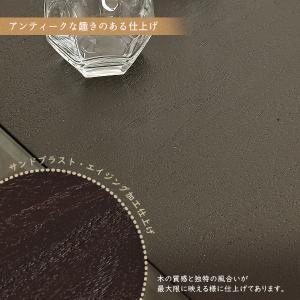 アジアン家具 エスニック センターテーブル コーヒーテーブル ガラス 机 木製 おしゃれ  T135AT|landmark|05