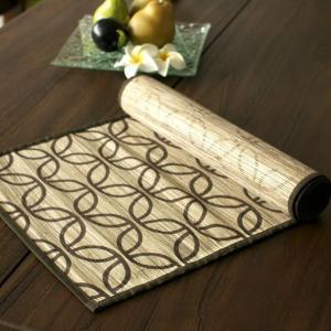 アジアン雑貨 バリ テーブルマット テーブルランナー エスニ...