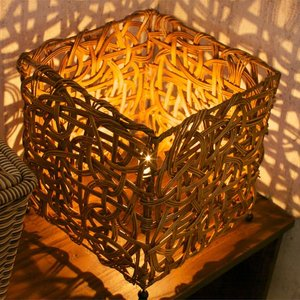 アジアン雑貨 照明 バリ フロアライト リビングライト スタンドライト トリプル z910501s|landmark