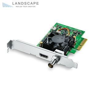 Blackmagic DeckLink Mini Monitor 4K〔BDLKMINIMON4K〕|landscape-web