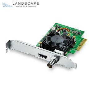 Blackmagic DeckLink Mini Recorder 4K〔BDLKMINIREC4K〕|landscape-web