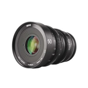 Meike MK-50mm T2.2 シネマレンズ|landscape-web