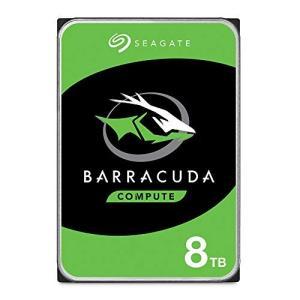 Seagate BarraCuda 8TB 5400RPM 256MB SATA 6.0Gb/s 3...