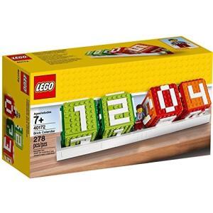 Lego Brick Calendar 40172|lanui