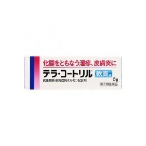 武田CH テラ・コートリル軟膏a 6g  [指定第2類医薬品]