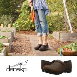 DANSKO PROFESSIONAL Oiled Leather Antique Brown ダンスコ プロフェッショナル オイルド レザー アンティークブラウン クロッグ