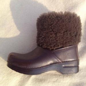 ダンスコ 岡尾美代子 コラボ ダンスコ ブーツ Dansko okao miyoko boots|lapia