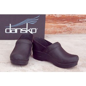 ダンスコ PROFESSIONAL OILEDLETHER ダンスコ BLACK DANSKO|lapia