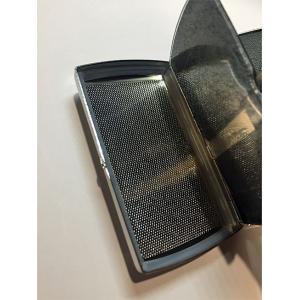 シガレット(たばこ)ケース・喫煙具  カジュアルメタルケース ヴィーナスベビー保湿スリム手巻き12本(70mm)|lapierre|02