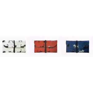 ネコ シャグポーチ クロネコ 喫煙具・手巻きタバコ用品|lapierre