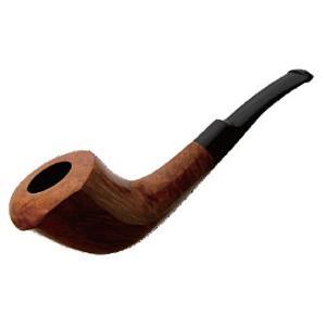 パイプ・喫煙具 ローランド NEOクラシックコブラ ライトブラウン|lapierre