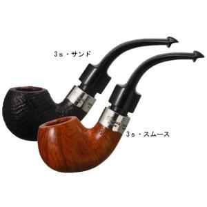 パイプ・喫煙具 ピーターソン システムデラックス・3s|lapierre