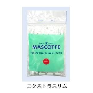 MASCOTTE エクストラスリムフィルターX-LONG 【喫煙具・手巻きたばこ用品】|lapierre