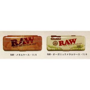 RAW メタルケース・11/4 【喫煙具・手巻きたばこ用品】|lapierre