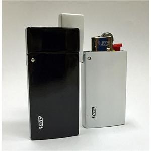 使い捨てライター・喫煙具 Bic J25ミニライター付ライターケース|lapierre